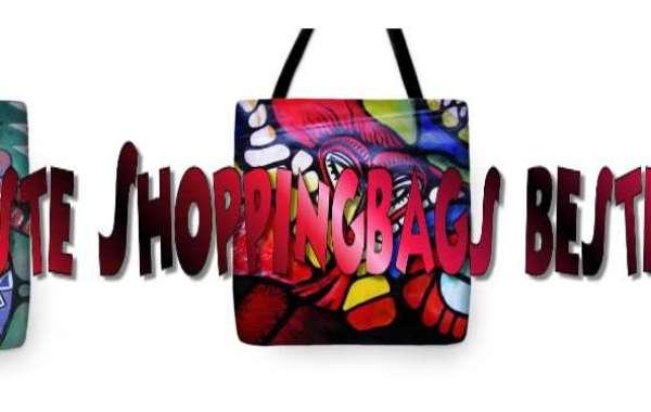 Artprints op leuke tassen!