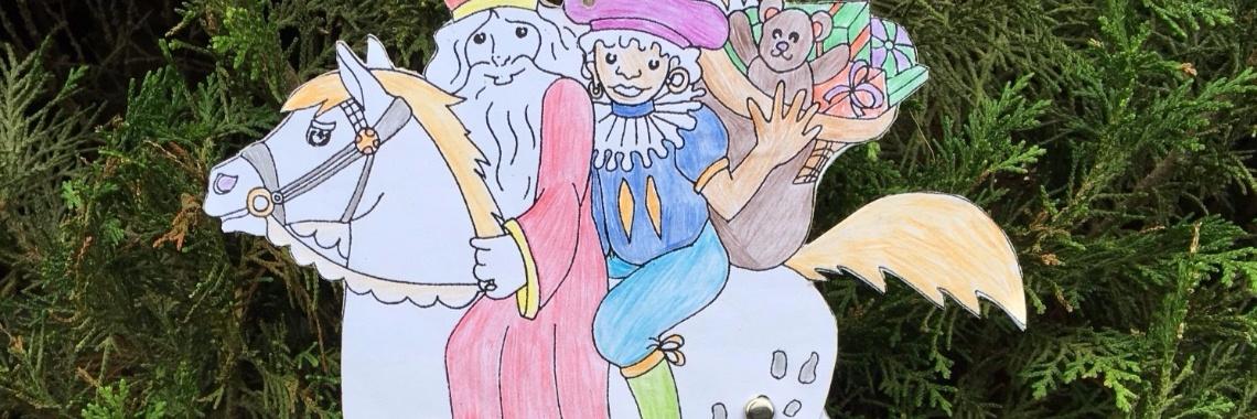 Sinterklaas trekpaard | sinterklaas | amerigo
