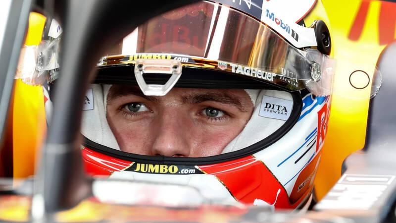 Verstappen pakt poleposition bij GP van Brazilië