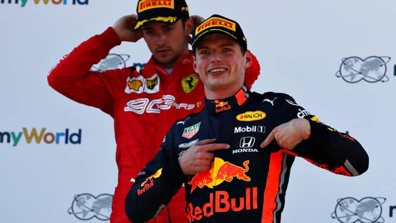 Formule 1-team Red Bull rijdt ook in 2021 met Honda-motoren