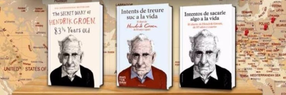 De (niet zo) geheime dagboeken van Hendrik Groen | Hendrik Groen | Bejaard