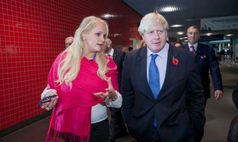 Jennifer Arcuri: 'Ik heb de geheimen van Boris bewaard – nu doet hij me weg als een one-night stand' – Wel.nl