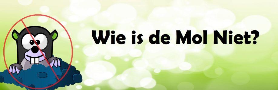 Wie is de Mol Niet? WIDMN2020 #WIDM