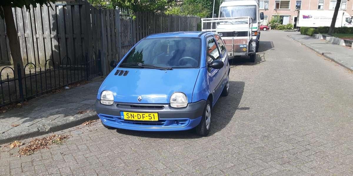 Belevenissen met een Renault Twingo