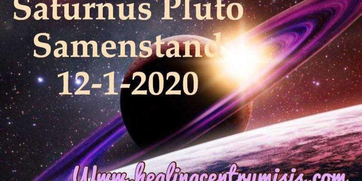 Saturnus - Pluto Samenstand 12-01-2020