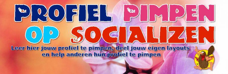 Vindt hier de leukste layouts voor jouw Socializen profielpagina, deel jouw eigen layouts en css-skills op deze groep!