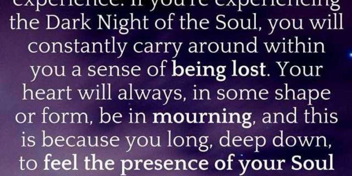 Wat is de donkere nacht van de ziel en hoe ga je ermee om?