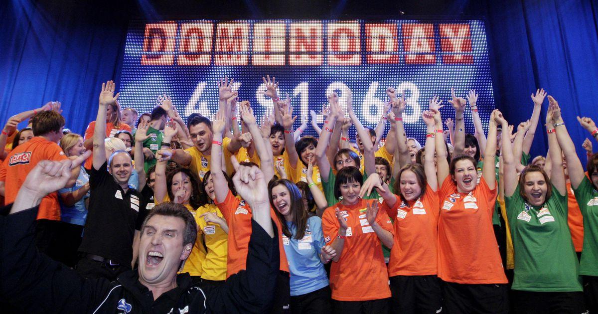 Domino Day keert na elf jaar terug op televisie | TV | Telegraaf.nl