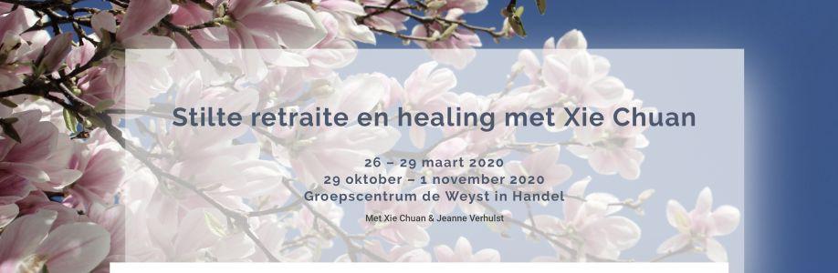 Stilte Retraite en Healing met Xie Chuan Cover Image