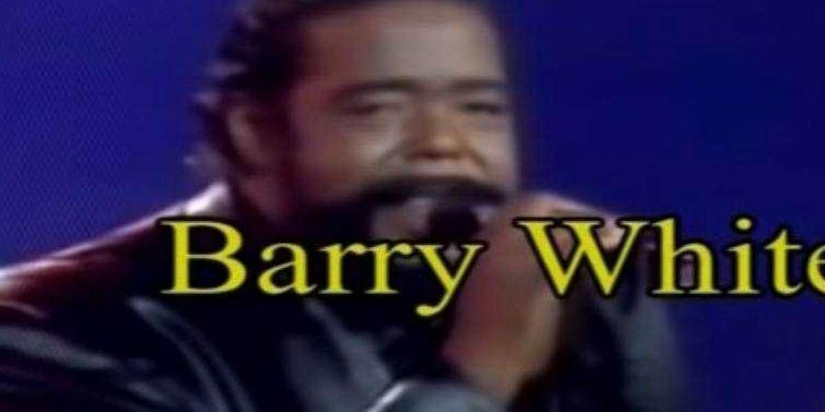 Blog--> Barry White