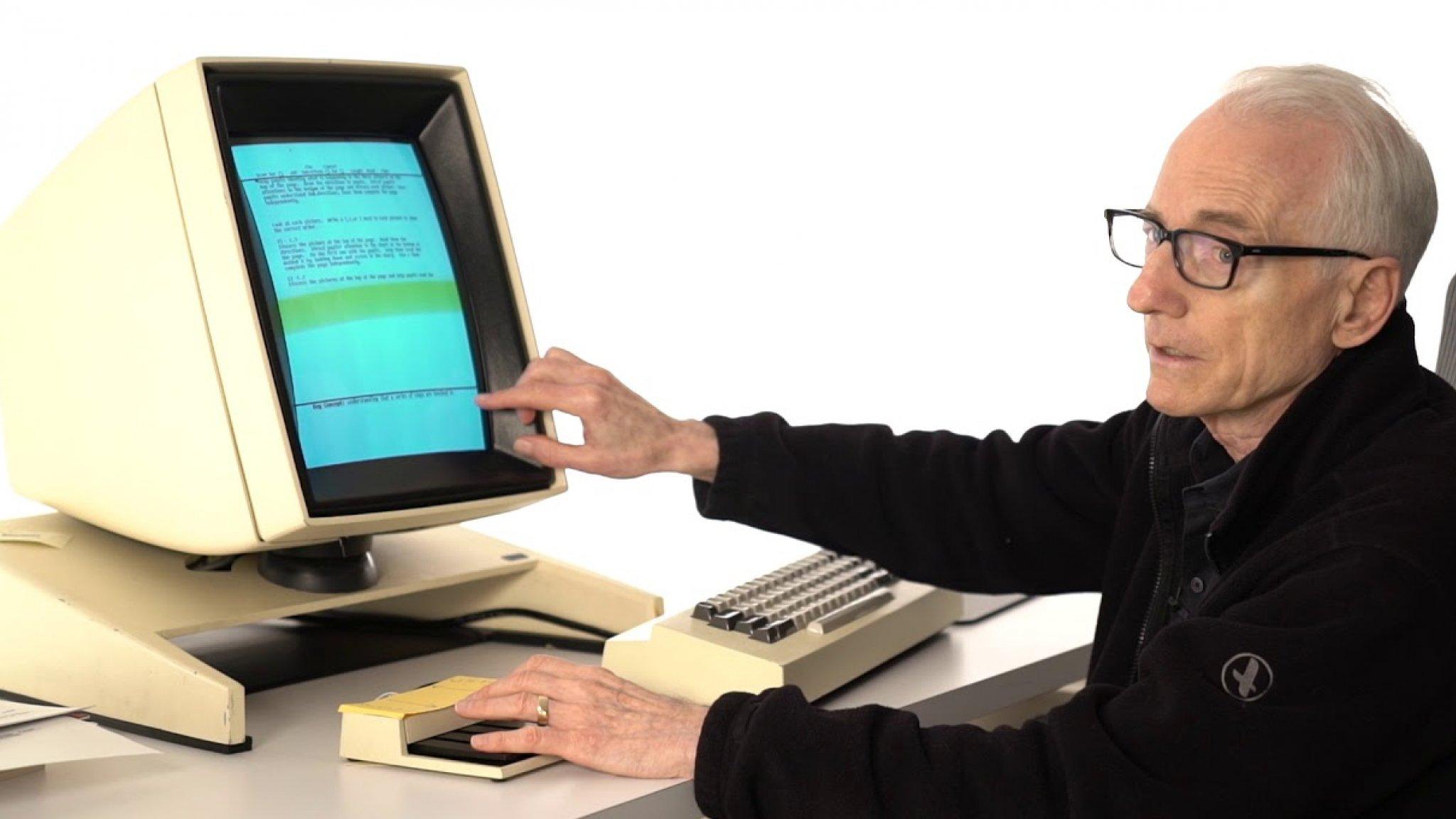 De bedenker van copy-paste is overleden | RTL Nieuws