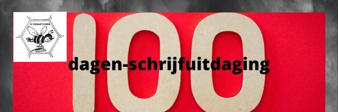 De vraag. | 100dagen | schrijfuitdaging