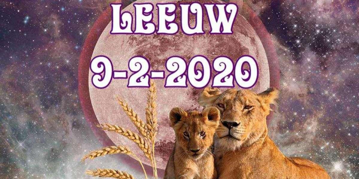 VOLLE MAAN IN LEEUW 09-02-2020 IN JE KRACHT KOMEN!