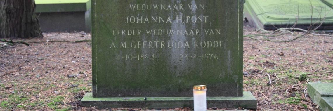 In de voetsporen van mijn voormoeder Anna Maria Geertruida Kodde | genealogie | geschiedenis | familie