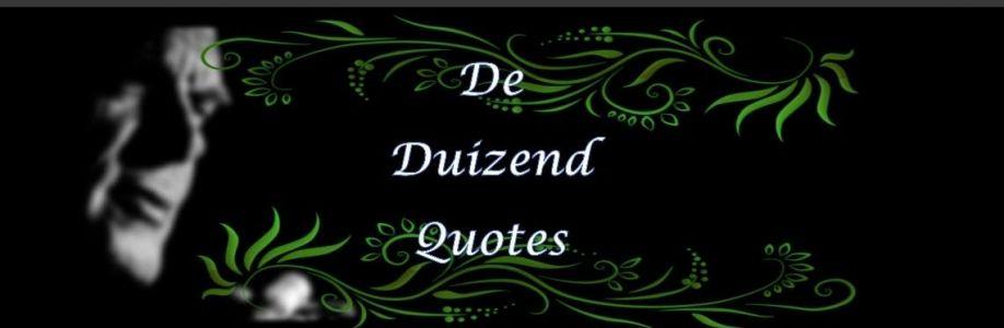 De Duizend Quotes Cover Image