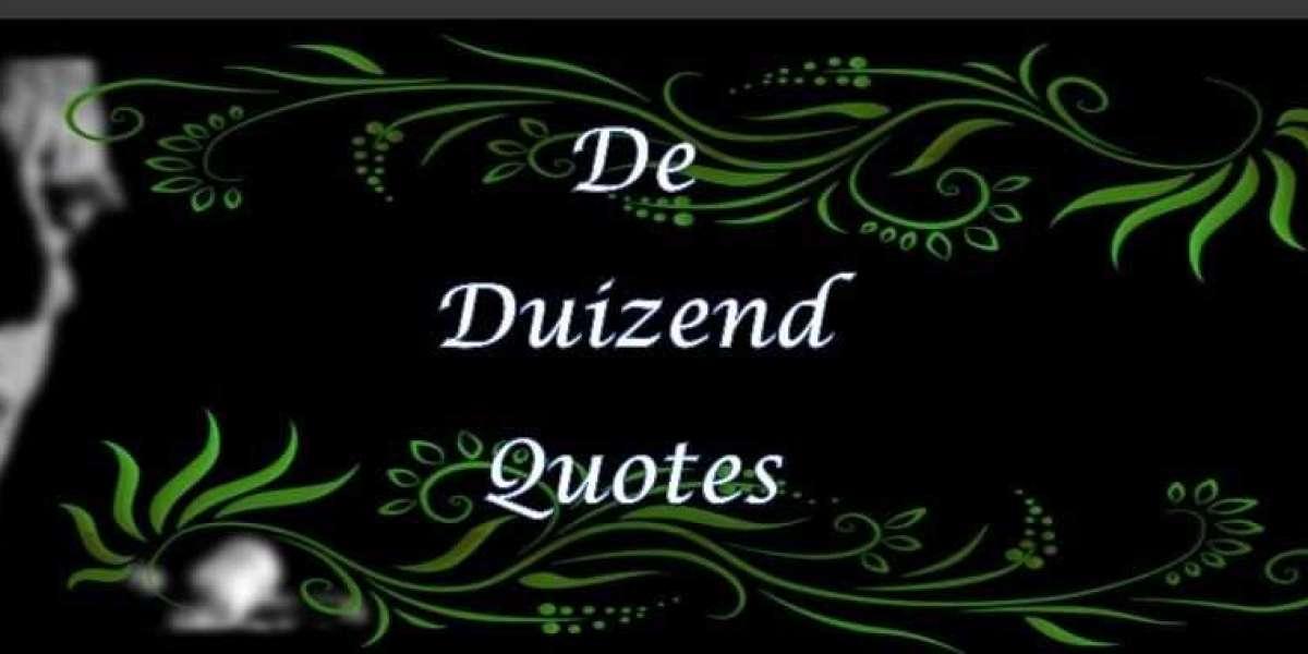 De Duizend Quotes - 318