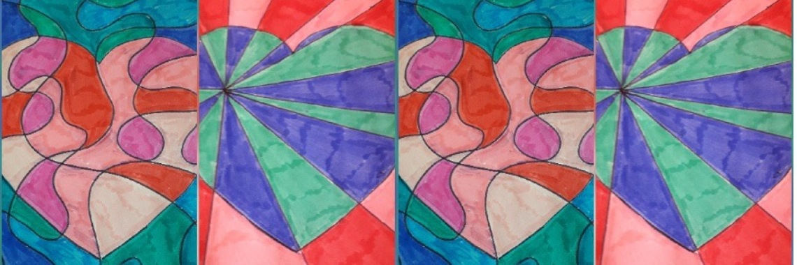 Teken een mooi hart ter verbinding » Crea met kids