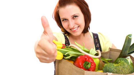 Het vegetarisch dieet doet je makkelijk en gezond afvallen