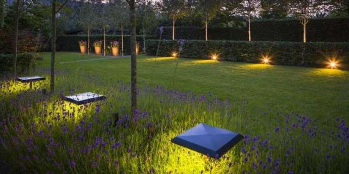 Waar moet je op letten voor het kiezen van de juiste tuinverlichting?