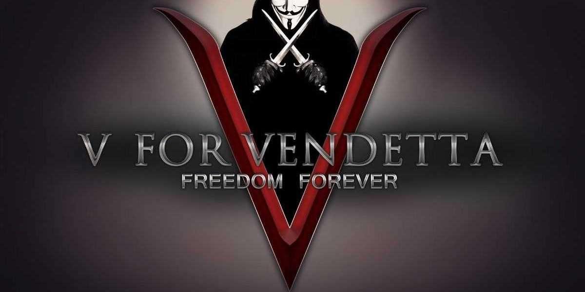 Blog--> V for Vendetta (video)