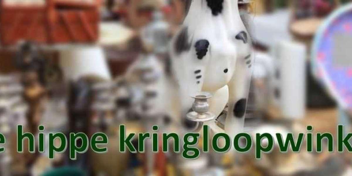 Blog--> De hippe kringloopwinkel