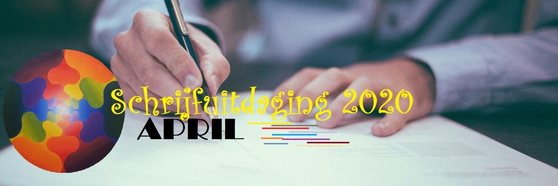Schrijfuitdaging april 2020    schrijfuitdaging   verhaal   steekwoorden   Hans van Gemert