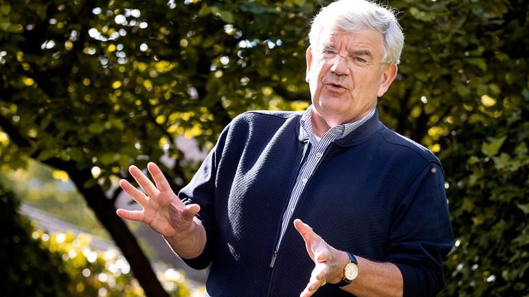 Jan van Zanen nieuwe burgemeester van Den Haag - Omroep West