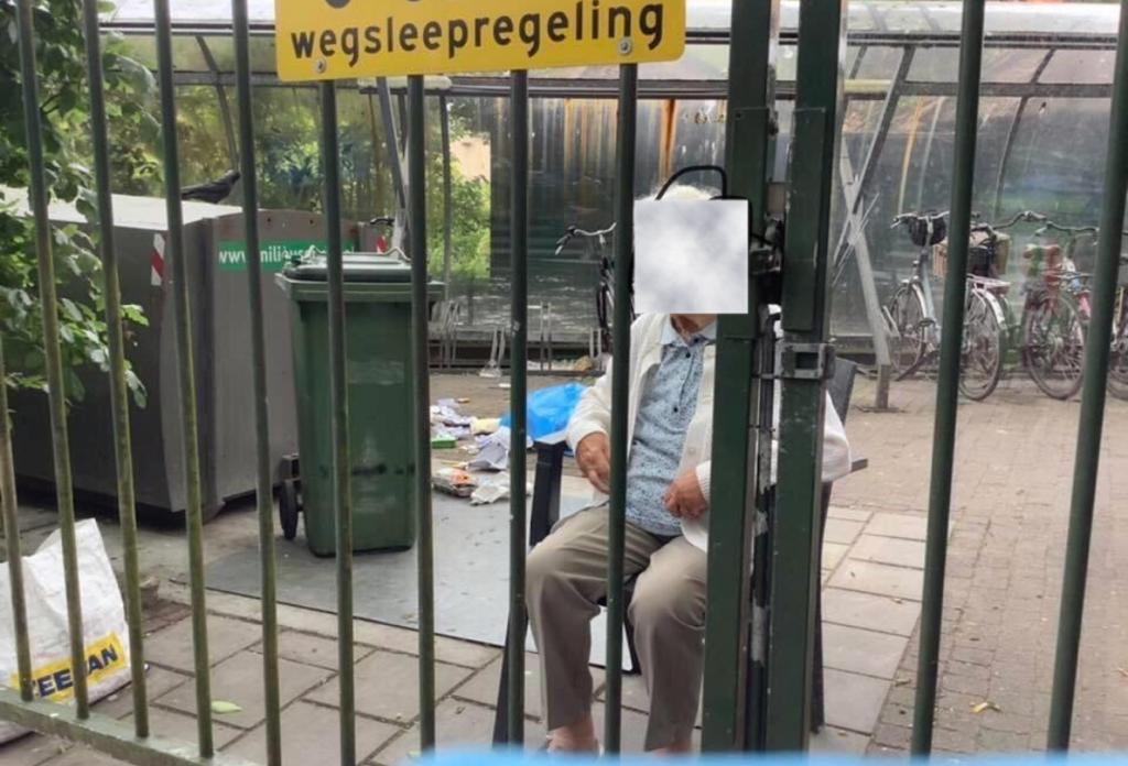 """Hart voor Den Haag: """"Bizarre bezoekplek bij woonzorgcentrum Tabitha in Loosduinen"""" - Hart voor Den Haag"""