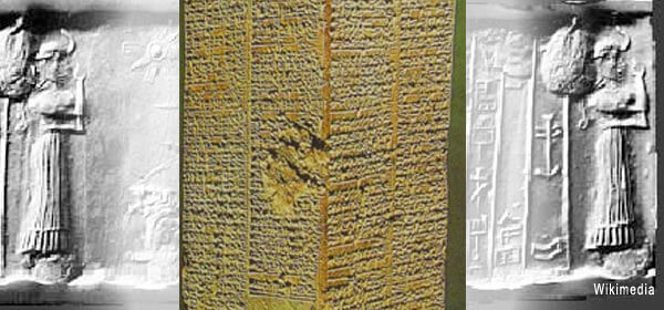 The Sumerian King List still puzzles historians after more than a century of research - Alien UFO Sightings