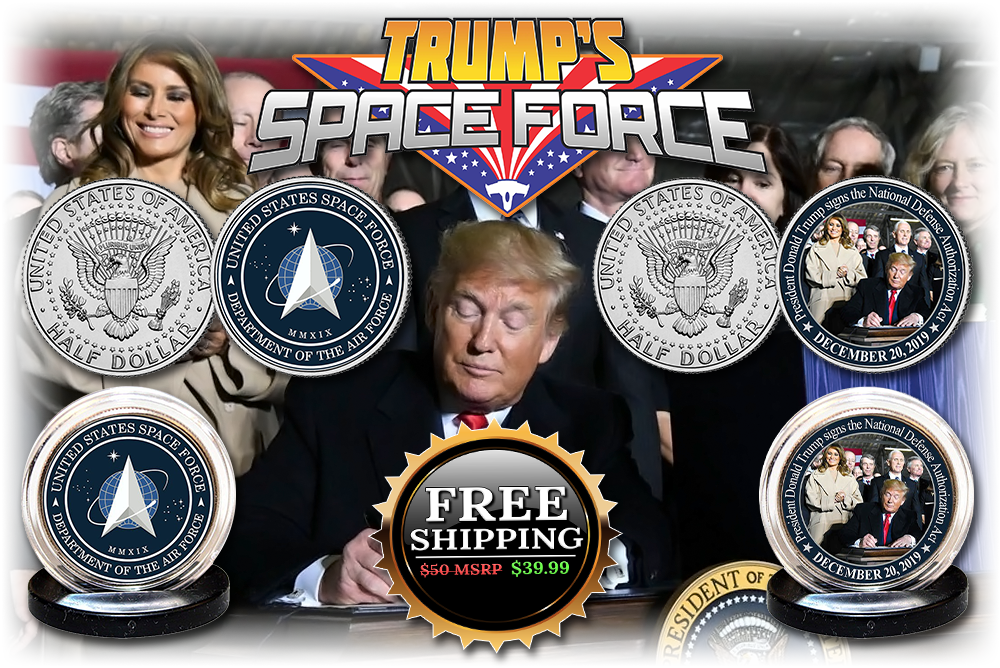 TRUMP SEASON - It's Free Trump hat, Trump shirt, Trump coin, & Trump gear season! Get your free Trump gear at Trump Season while supplies last!