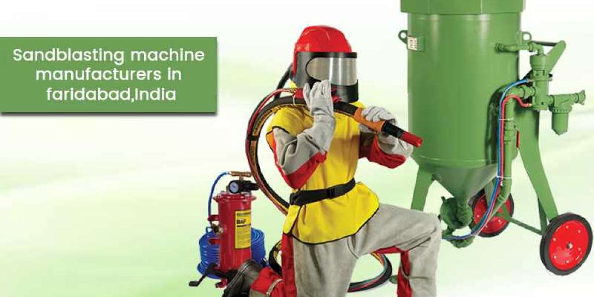 Shot Blasting Eradicate the Use Non-Eco-Friendly Chemicals