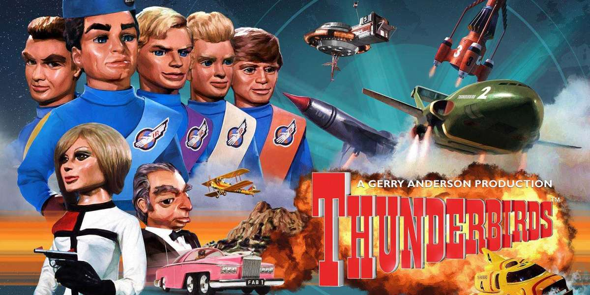 Blog --> Thunderbirds a go!