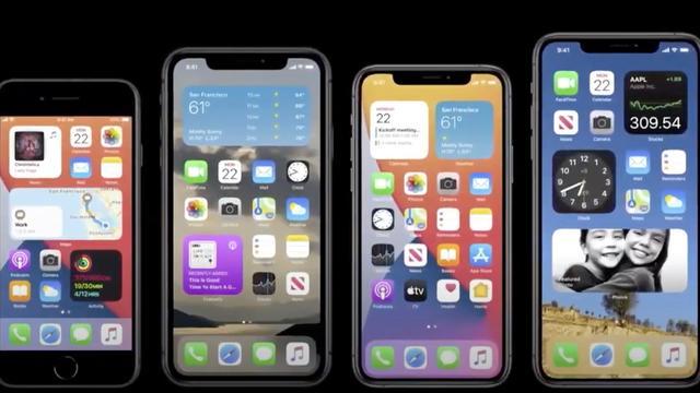 Apple brengt woensdag iOS 14 en iPadOS 14 voor iPhones en iPads uit