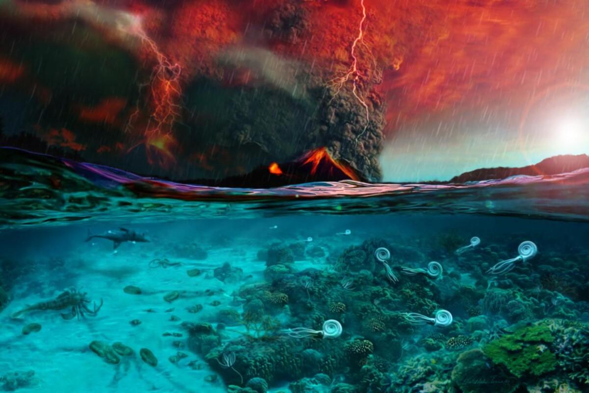 252 miljoen jaar geleden verdween bijna al het leven van de aarde - en nu weten we waarom