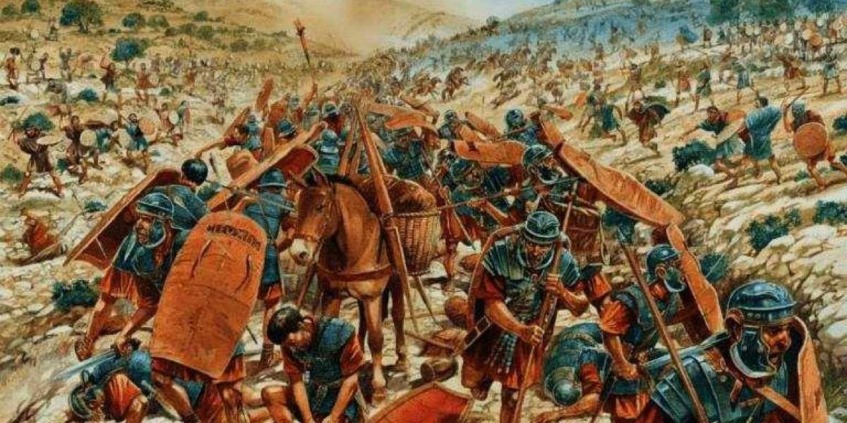 """'De Moeder der Valse Vlaggen' : Spartacus - """"Barbaren aan de Poort"""""""