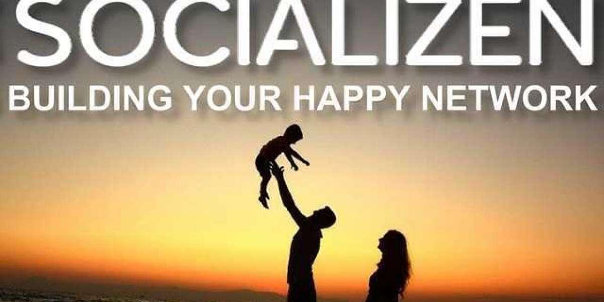 Socializen, de enige Vrienden Plek!