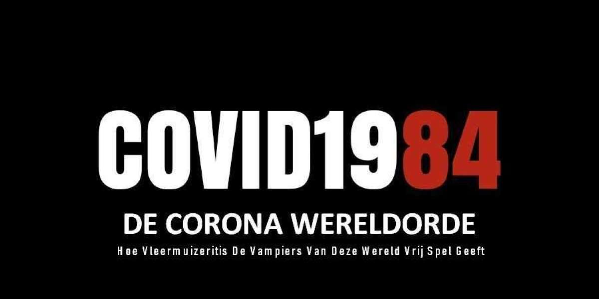 Covid-1984 : De Corona Wereldorde