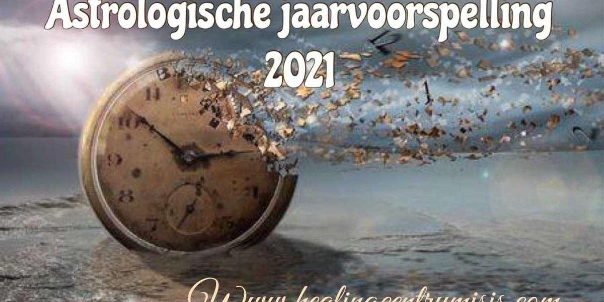 Astrologische jaarvoorspelling 2021