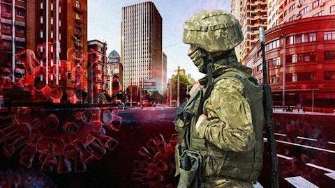 Westerse landen zetten leger in tegen burgers die zich verzetten tegen deze VN Agenda 2030 staatsgreep – Xandernieuws