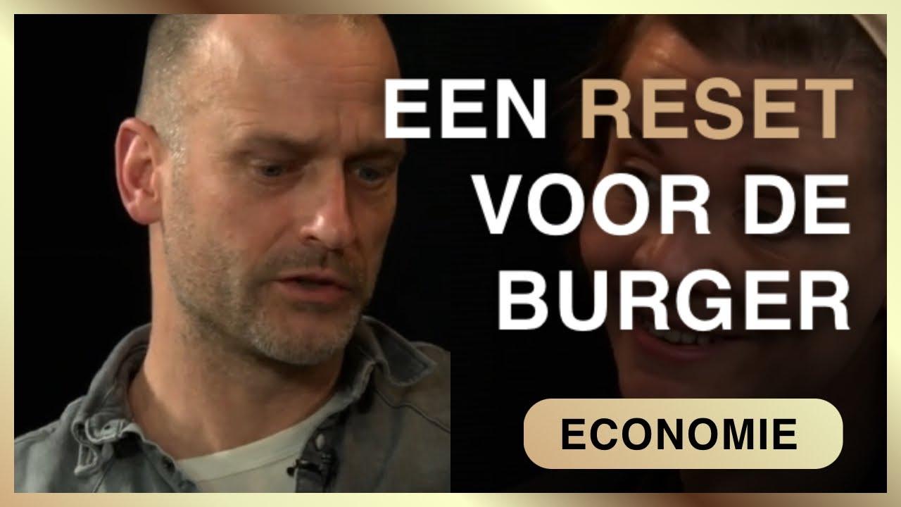 Wat betekent 'The Great Reset' voor de burger? Rein de Vries en Fiona Zwart - Café Weltschmerz