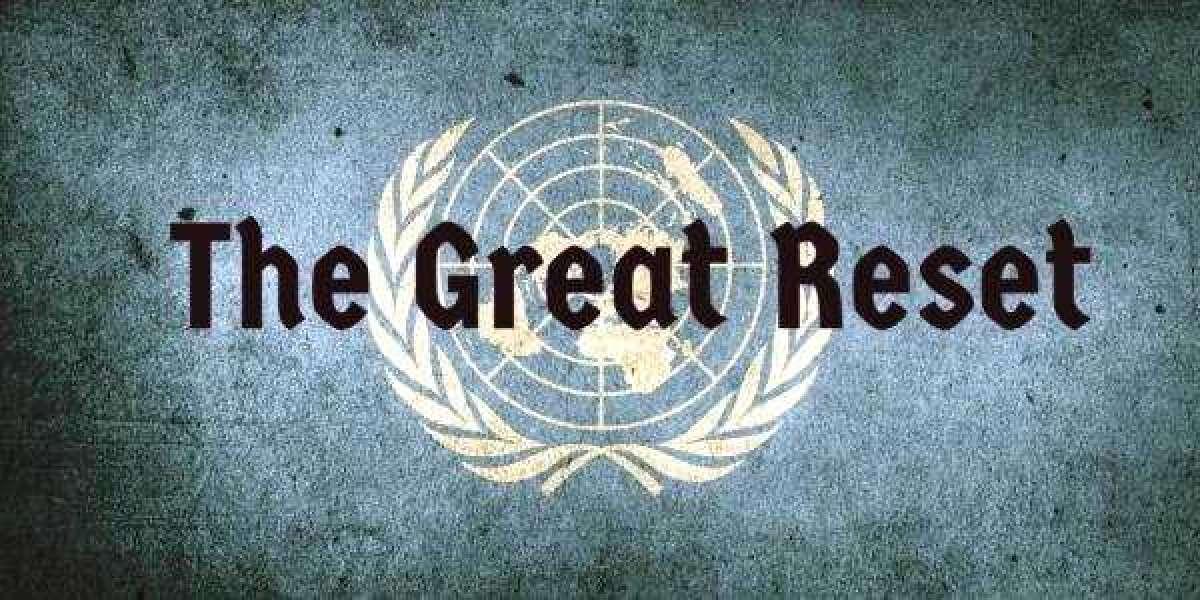The Great Reset: Het Programma voor De Grote Communistische-Totalitaire Omwenteling