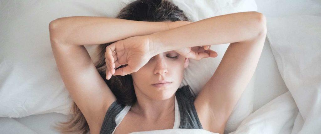 Langer slapen een van de weininge voordelen van corona