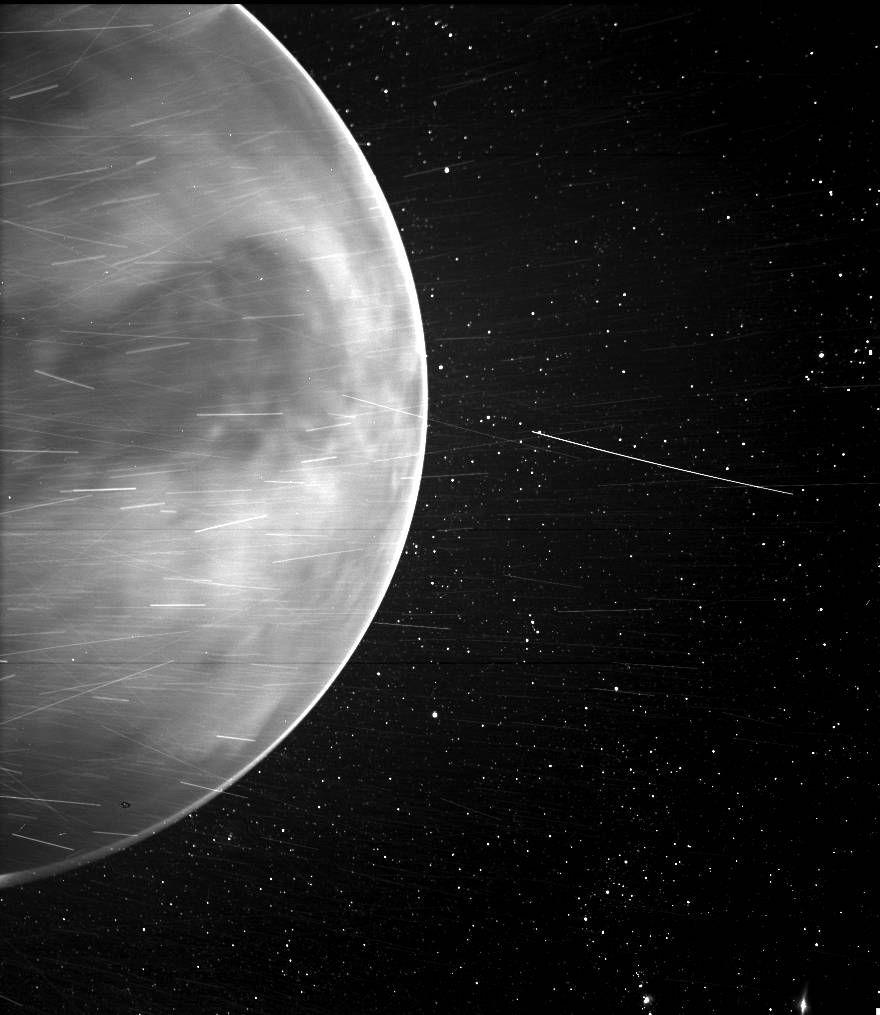 Dit wil je zien: ruimteschip maakt opmerkelijke foto's van Venus - Science
