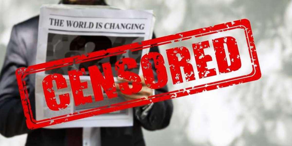 De censuur...
