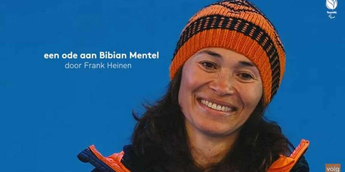 Voor altijd in ons hart Bibian Mentel (TeamNL)