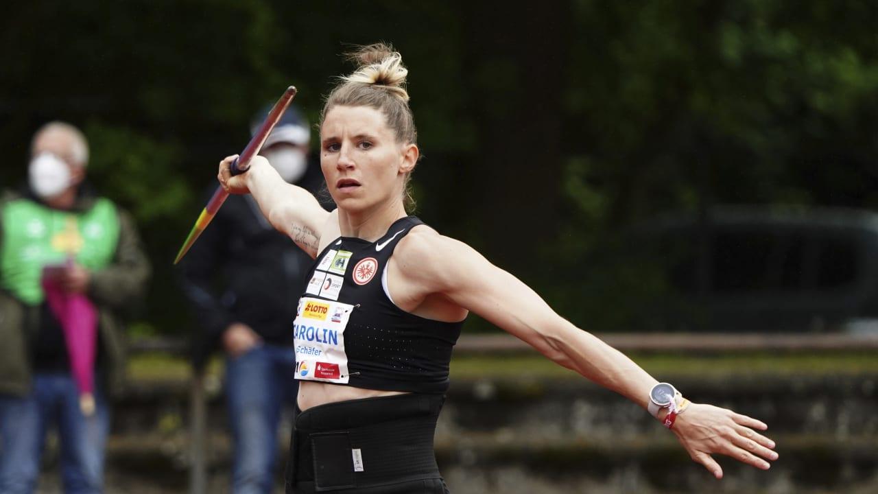 Siebenkämpferin Carolin Schäfer: Olympia-Aus wegen Corona-Impfung?  -  Sport-Mix -  Bild.de