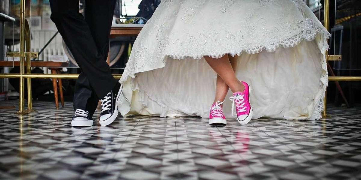 Een bruiloft in mei...