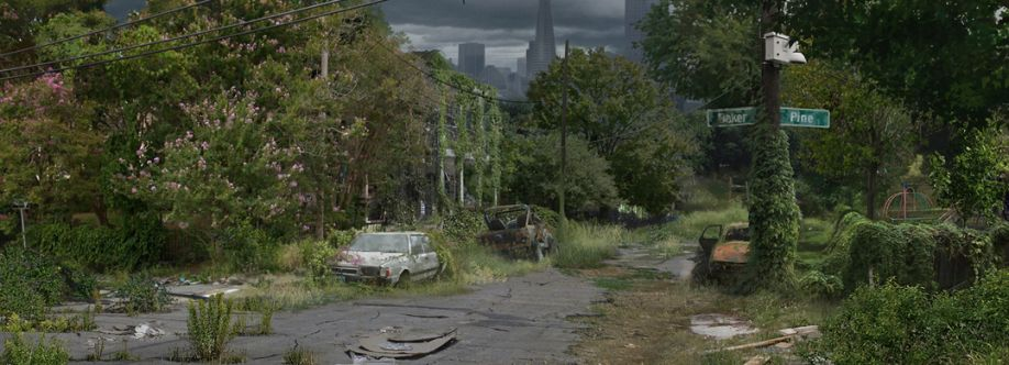 Post Apocalyptic Worlds