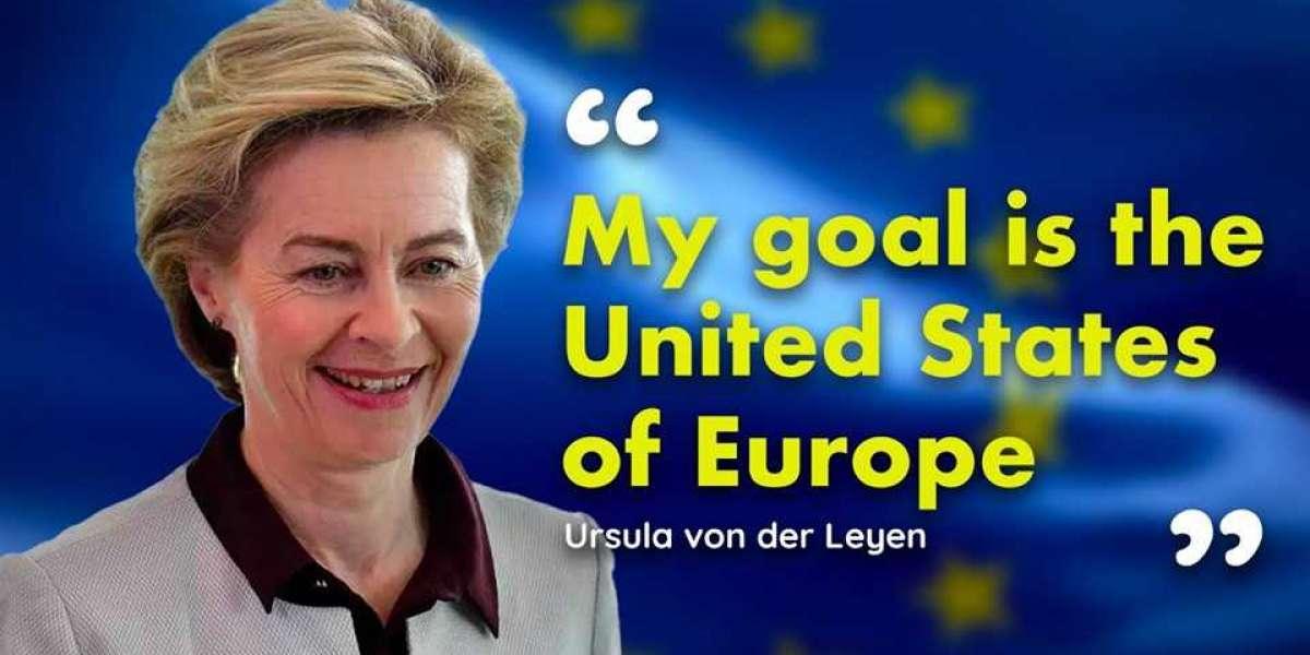 De nieuwe voorzitter van de Europese Commissie wil de Verenigde Staten van Europa (VSE)