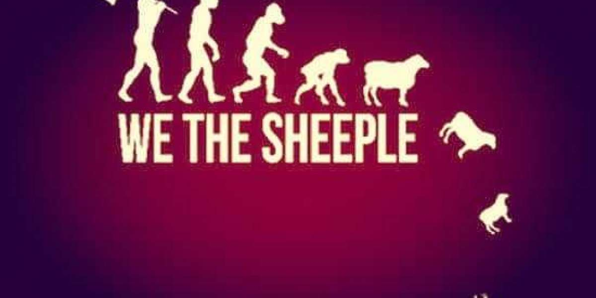 We, the SHEEPLE